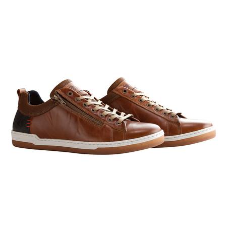 Men's Maderno Sneaker // Cognac (Euro: 40)