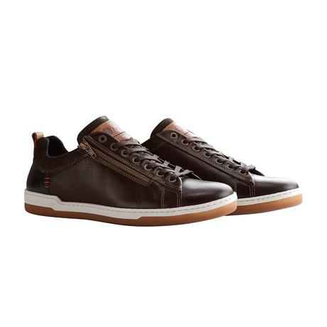 Men's Maderno Sneaker // Dark Brown (Euro: 42)