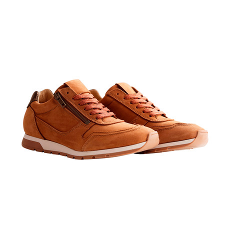 E.Blore Sneakers // Cognac (Euro: 36)