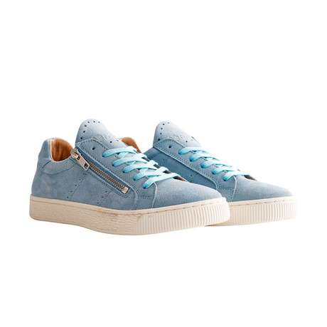 Men's Leoni Sneaker// Light Blue (Euro: 36)