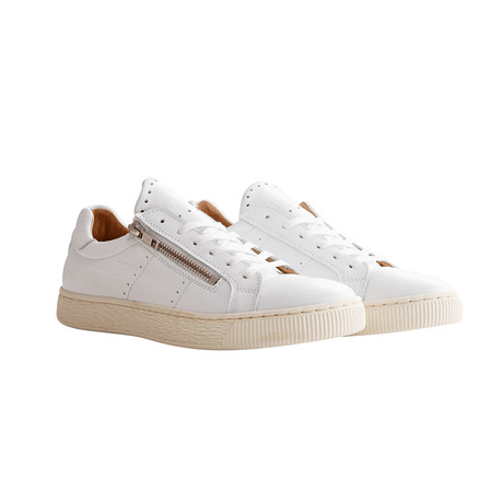 Men's Leoni Sneaker // White (Euro: 36)