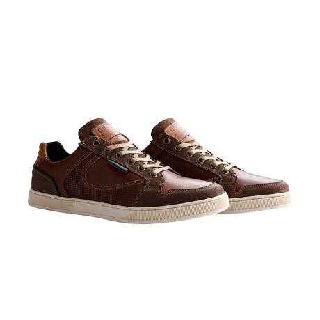 G.Reims Sneakers // Cognac (Euro: 40)