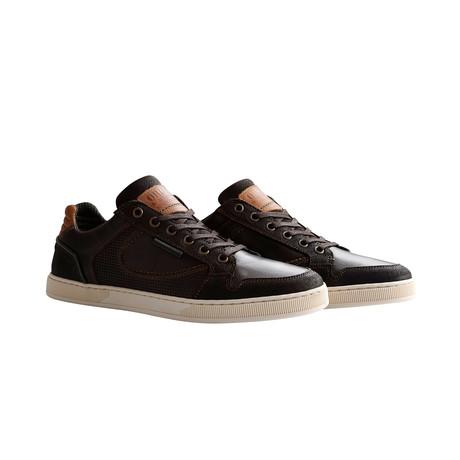 G.Reims Sneakers // Dark Brown (Euro: 40)