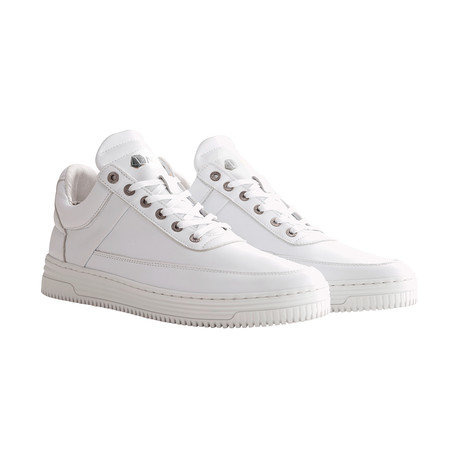G.Vasari Sneakers // White (Euro: 40)