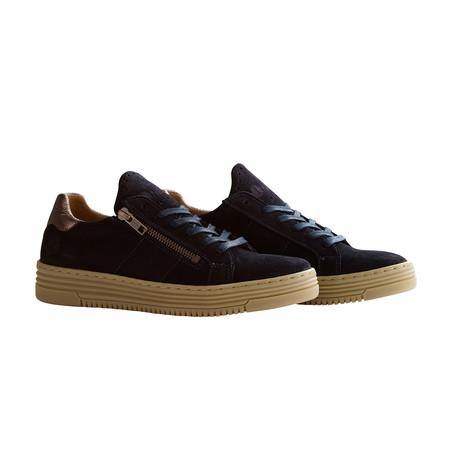 Women's Hoban Sneaker // Dark Blue (Euro: 36)