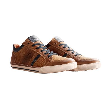 Men's Buckland Sneaker // Cognac (Euro: 40)