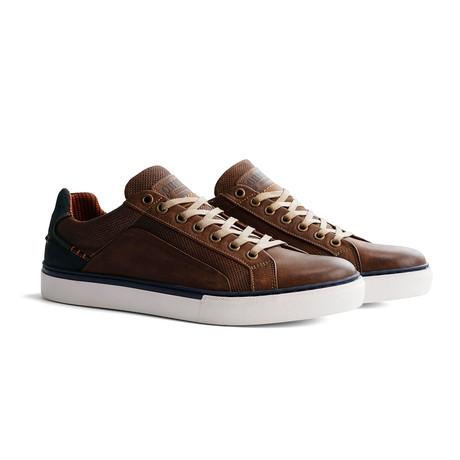 Men's Johnson Sneaker  // Brown (Euro: 40)