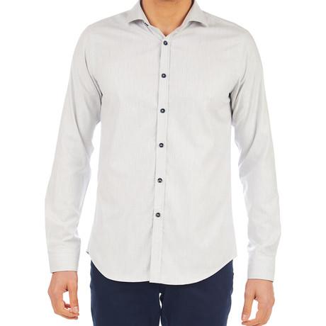 Jeffrey Dress Shirt // Grey (S)