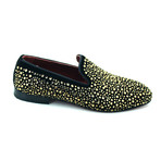 Agatha Loafer // Gold (Euro: 42)