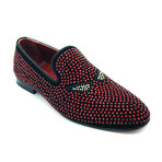 Gilroy Loafer // Red (Euro: 43)