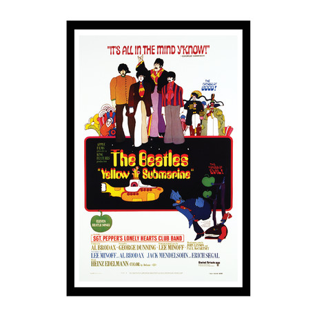 The Beatles // Yellow Submarine