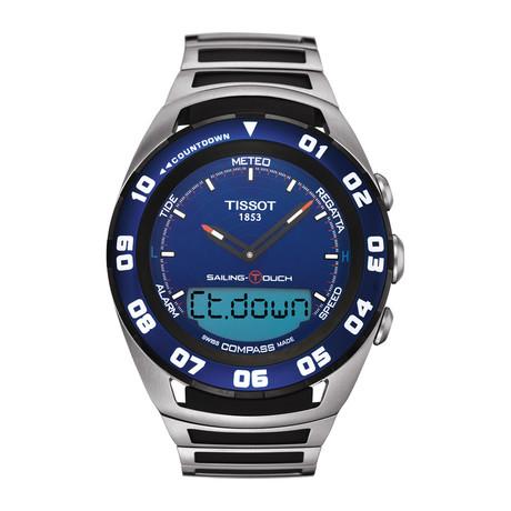 Tissot Sailing-Touch Quartz // T0564202104100