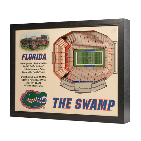 Florida Gators // Ben Hill Griffin Stadium