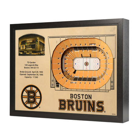 Boston Bruins // TD Garden