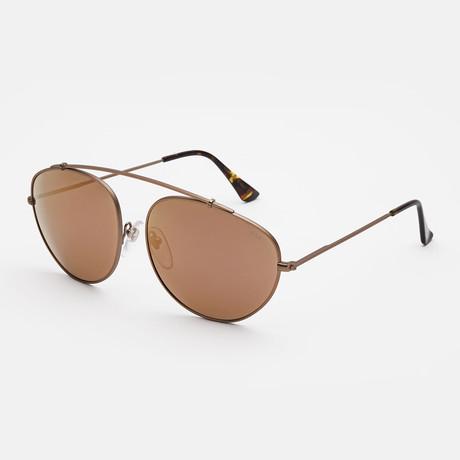 Leon Sunglasses (Green)
