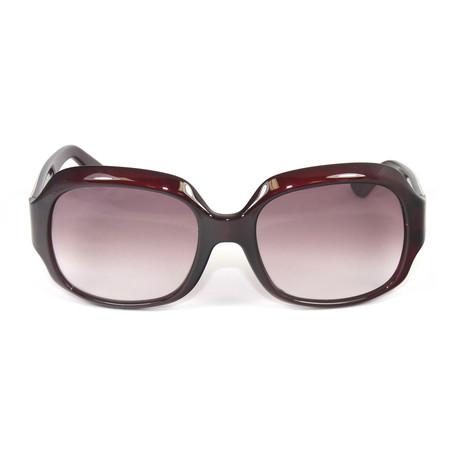 EP603S-604 Sunglasses // Burgundy