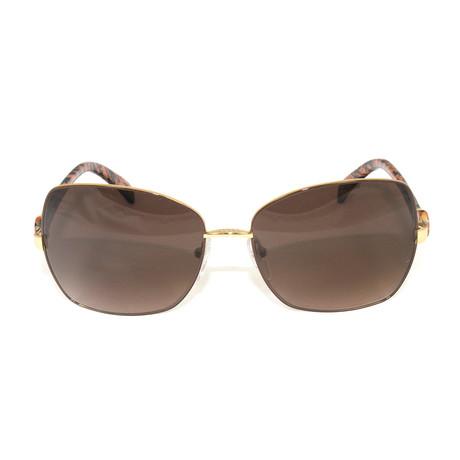 EP127S-754 Sunglasses // Shiny Havana