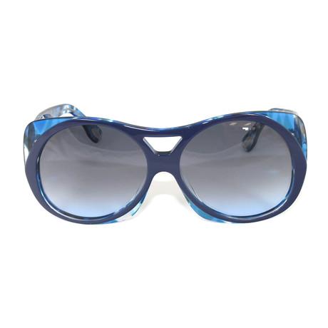 EP688S-426 Sunglasses // Cobalt