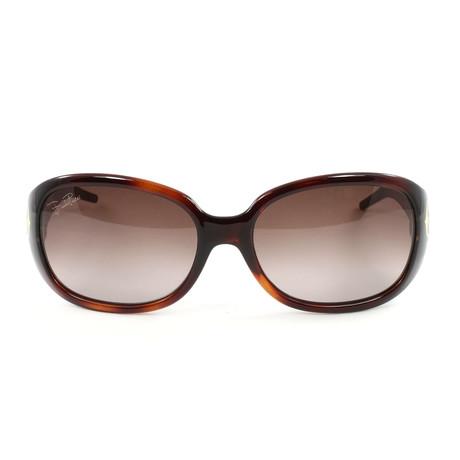EP662S-215 Sunglasses // Tortoise