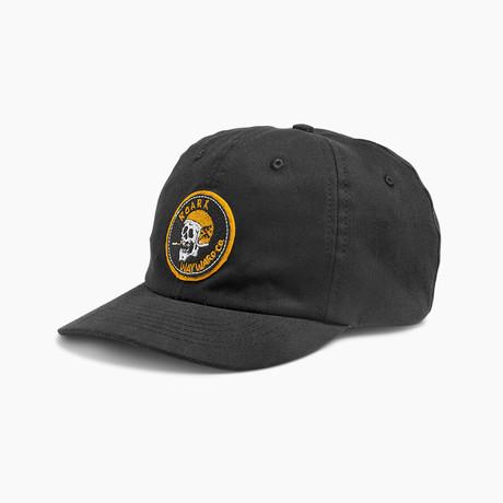 Dead Head Hat // Black