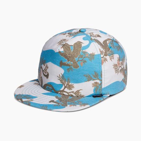 Captain Condor Hat // Blue