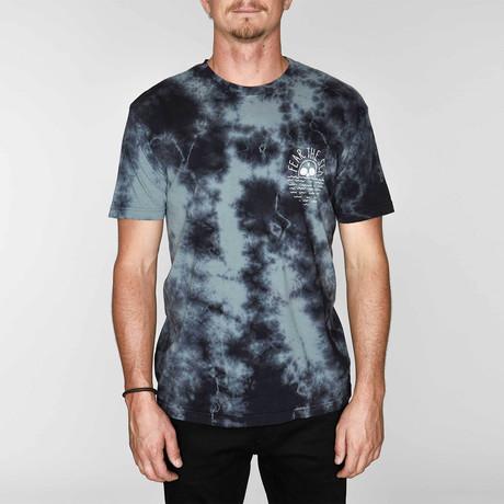 Fear The Sea Tie Dye Tee // Black (S)