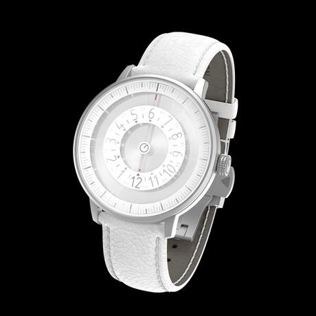 GAUGE Phantom White Quartz // 01_PH_WHT-Q