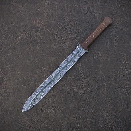 Full Tang Sword // VK2186