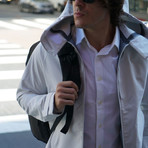 Pilloon Jacket // Artic White (L)