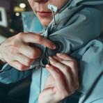 Pilloon Jacket // Dusty Blue (L)