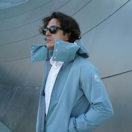 Pilloon Jacket // Dusty Blue (XS)