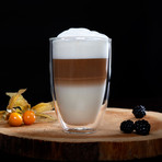 Latte Macchiato Glass // Set of 6