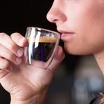 Roma Espresso Glass // Set of 6