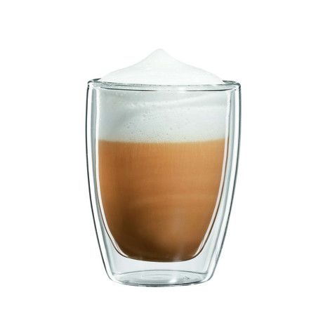 Roma Cappuccino Glass // Set of 6