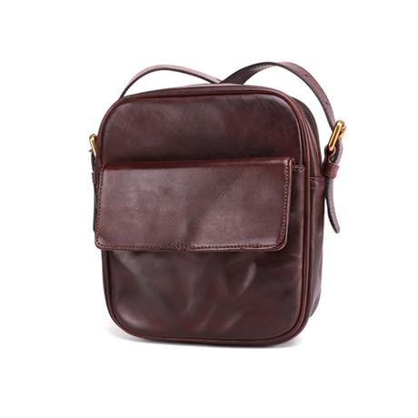 Shoulder Bag (Chocolate)