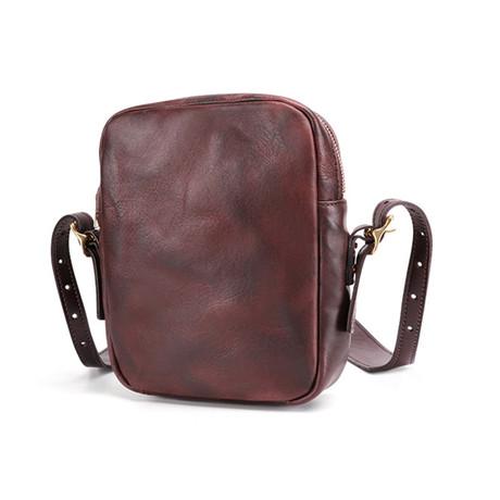 Shoulder Bag // Chocolate