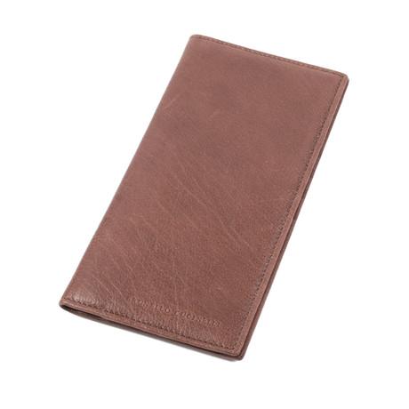 Card Holder V2 // Brown