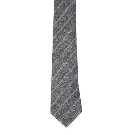 Slim Tie // Gray