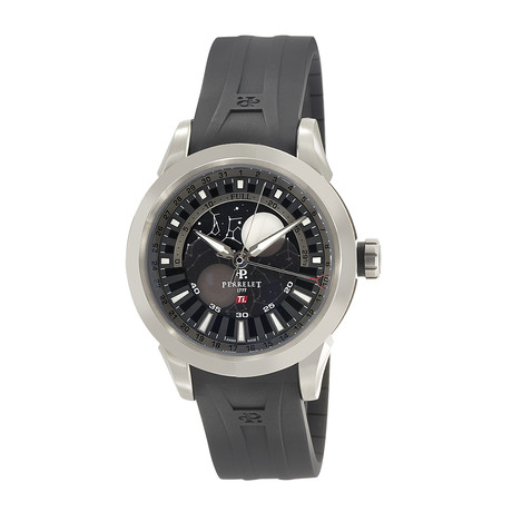 Perrelet Moonphase Sport Automatic // A5000/2 // New