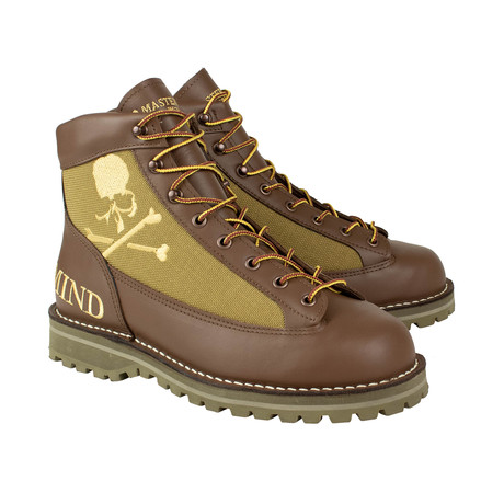 Mastermind // World X Danner Mountain Light Boots // Brown (US: 6)