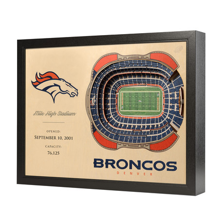 Denver Broncos // Sports Authority Field at Mile High