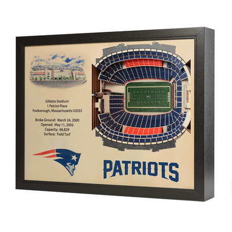 New England Patriots // Gillette Stadium