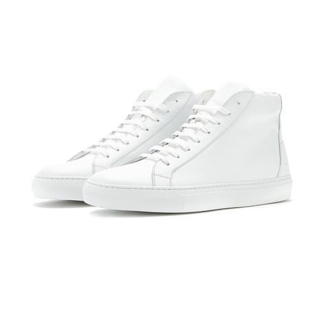 Soho Grit // Argyll Sneaker // White (Euro: 36)