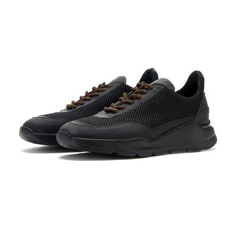 Soho Grit // Berwick Sneaker // Black (Euro: 36)