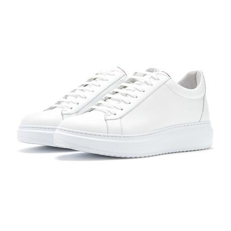 Soho Grit // Ham Yard Sneaker // White (Euro: 36)