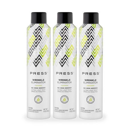 Wrinkle Eliminator // Home Kit // Pack of 3