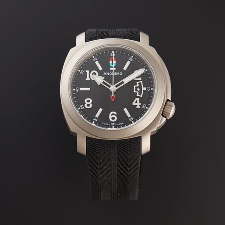 Anonimo Automatic // AM-8000.04.001.A03 // Pre-Owned