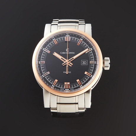 Chronoswiss Automatic // CH-2882B-BK2 // Pre-Owned