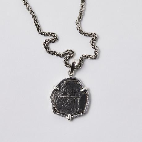 Shipwreck Treasure Coin // 1622