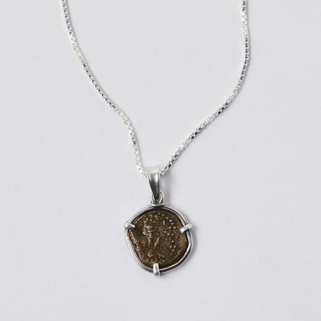 Poor Widow's Mite Coin Pendant
